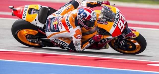 MOTO GP – Programação e horário – Circuito das Américas – 2016