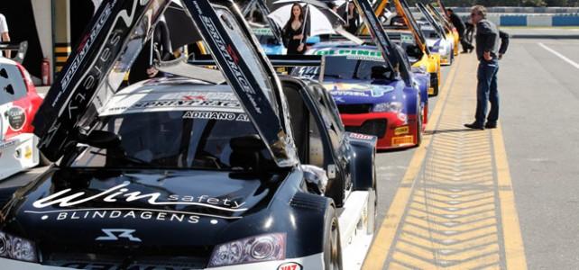 SPRINT RACE – Programação e horários – 6ª Etapa Curitiba – 2015
