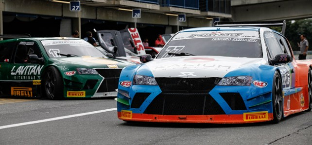 SPRINT RACE – Grid de Largada – Etapa Curitiba/PR – Oval – 2015