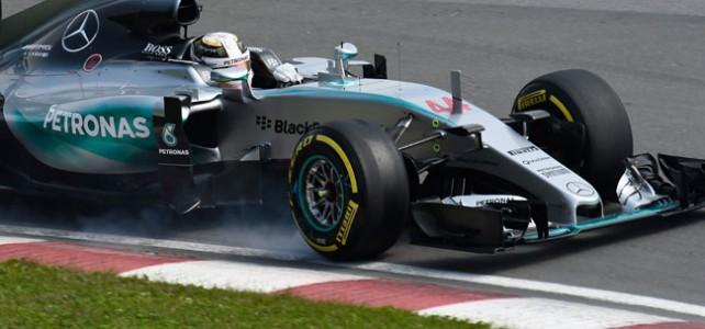 FÓRMULA 1 – Resultado Final – GP do Canadá – 2015