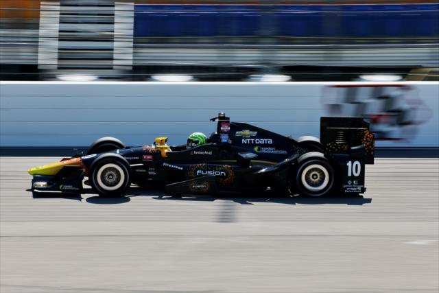 Tony Kanaan - Foto: IndyCar.com
