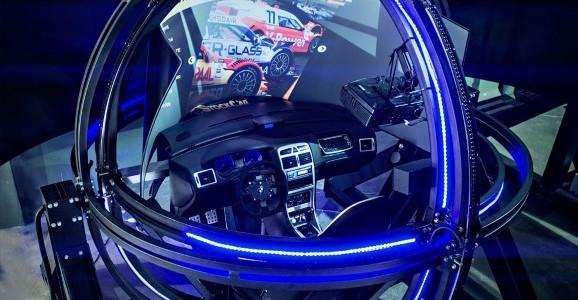 EVENTO – Que tal acelerar um STOCK CAR? Conheça o Motion Sphere em Curitiba/PR