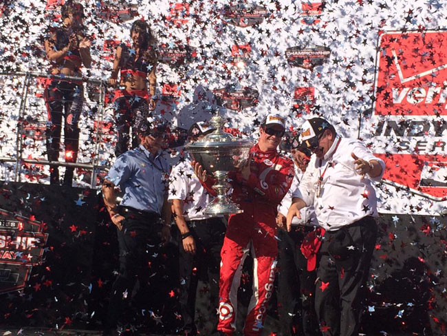 Foto: Twitter Oficial - IndyCar