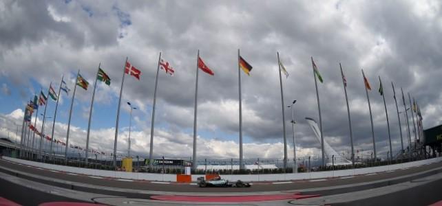 FÓRMULA 1 – Fotos – GP da Rússia / Sochi – 2015