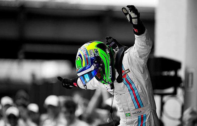 Foto: Facebook Felipe Massa Fans