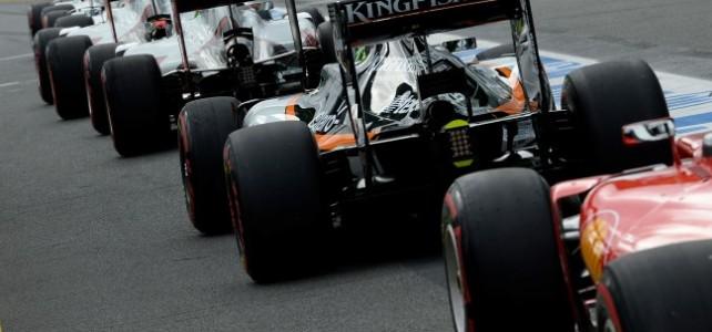 """FÓRMULA 1 – Classificação com """"Dança das cadeiras"""" mantida no GP do Bahrein – 2016"""