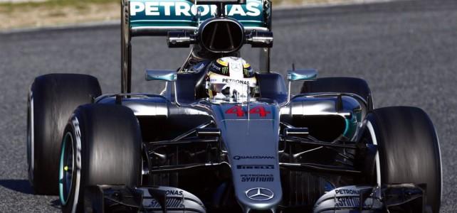 FÓRMULA 1 – Grid de Largada – GP da Austrália – 2016
