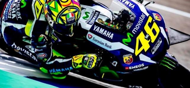 MOTO GP – Resultado final – Vitória de Rossi – GP da Espanha – 2016