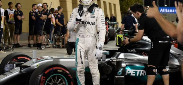 FÓRMULA 1 – Programação, Horários, Treinos Livres e Grid de Largada – GP do Bahrein – 2016