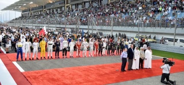 FÓRMULA 1 – Programação, Horários e Transmissão – GP do Bahrain – 2017