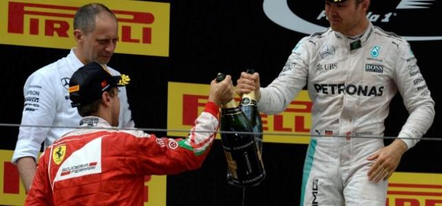 FÓRMULA 1 – Resultado Final – GP da China – 2016