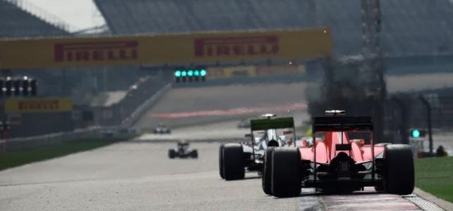 FÓRMULA 1 – Programação, horários e transmissão – GP da China – 2016