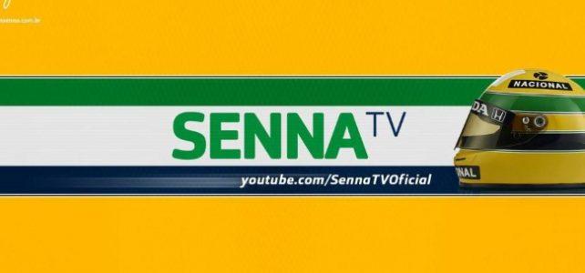 AYRTON SENNA – Canal Senna TV – Entrevistas, reportagens e curiosidades