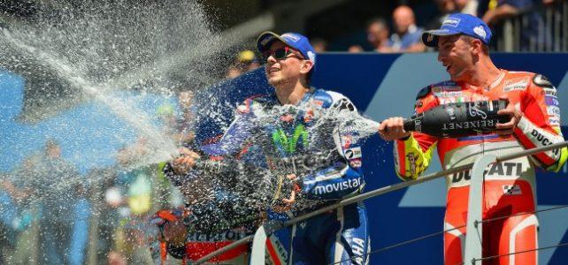 MOTO GP – Resultado Final – GP da Itália – 2016