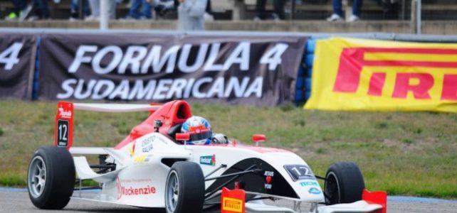 F4 Sul-americana – Leandro Guedes retorna à categoria em El Pinar