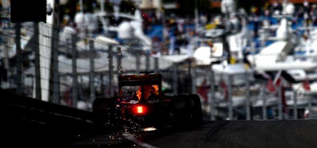 FÓRMULA 1 – Grid de Largada – GP de Mônaco – 2016