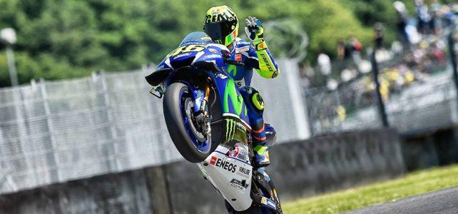 MOTO GP – Grid de Largada – Show de Valentino – GP da Itália – 2016