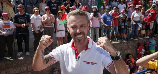 WTCC – Tiago Monteiro é pole em Portugal