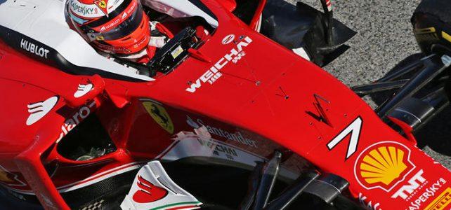 FÓRMULA 1 – Kimi acredita que calendário da F1 de 2016 tem trabalhado contra a equipe de Maranello – 2016