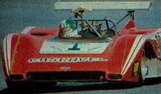 30 de setembro de 1973, Pedro Muffato em seu Avallone/Chrysler mesmo com o 4º lugar foi vice-campeão brasileiro. Reprodução: 4 Rodas.