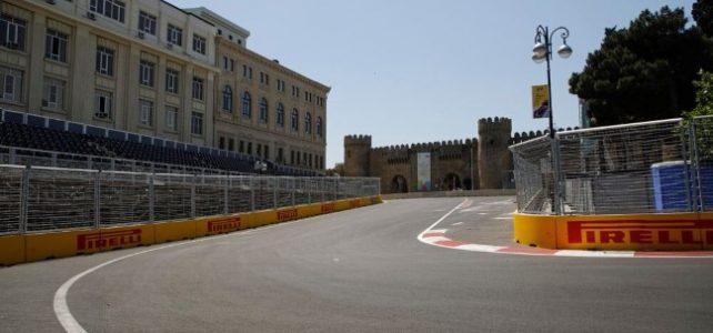 FÓRMULA 1 – Baku no Azerbaijão, promete muita velocidade e desafio para os pilotos da Fórmula 1