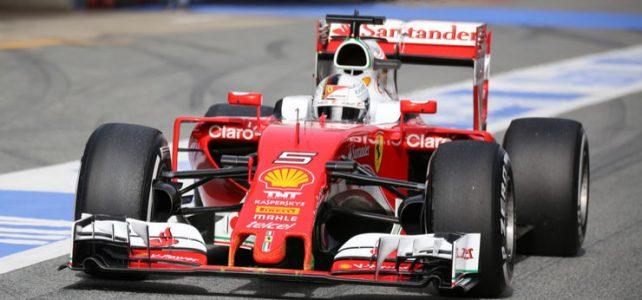 FÓRMULA 1 – Vettel e Daniel Ricciardo, seria a nova dupla da Ferrari na Fórmula 1?