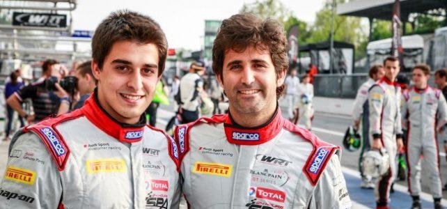 BLANCPAIN GT SERIES – Brazuca Sérgio Jimenez disputara no próximo final de semana as 24 hrs de Spa Francorchamps – 2016