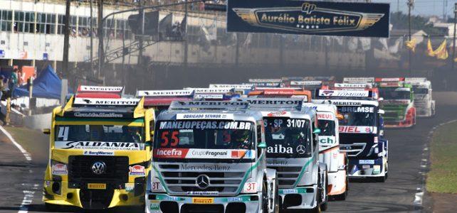 FÓRMULA TRUCK – Salustiano vence em Londrina e continua na briga pelo título