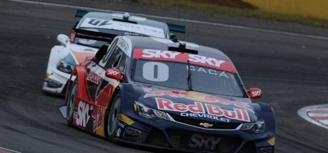 STOCK CAR – Grid de Largada – Etapa de Cascavel/PR – 2016