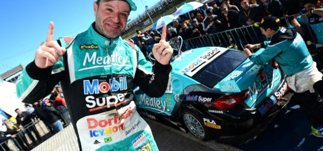 STOCK CAR – Resultado Final – Etapa Cascavel/PR – Deu Cacá e Barrichello – 2016