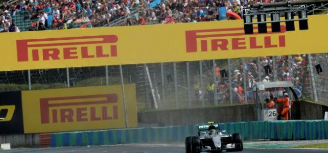 FÓRMULA 1 – Fim da polêmica – Rosberg é o pole position – GP da Hungria – 2016