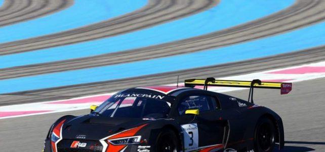 BLANCPAIN GT SERIES – Quinta-feira com muita velocidade em Spa-Francorchamps