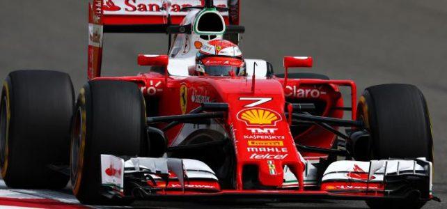 FÓRMULA 1 – Kimi Raikkonen parece destinado a manter seu lugar na Ferrari em 2017
