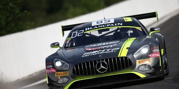 BLANCPAIN GT SERIES – Super pole para as 24hrs de Spa foi decidida essa tarde