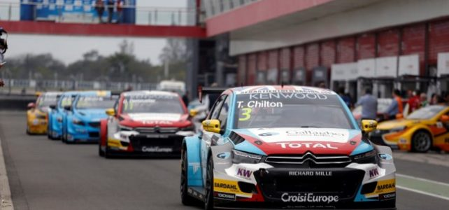 WTCC – Tom Chilton conseguiu largar muito melhor que o pole e levou a corrida 1 na Argentina – 2016