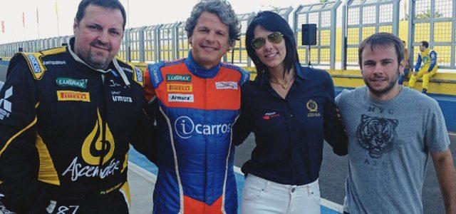 BATE-PAPO NAS PISTAS – Hoje a entrevista é com uma futura e talentosa piloto, batemos um papo com Jessica Hajjar – 2016