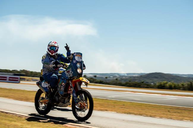 Marcos Finato segue para a sexta participação. - Foto: Marcelo Maragni.