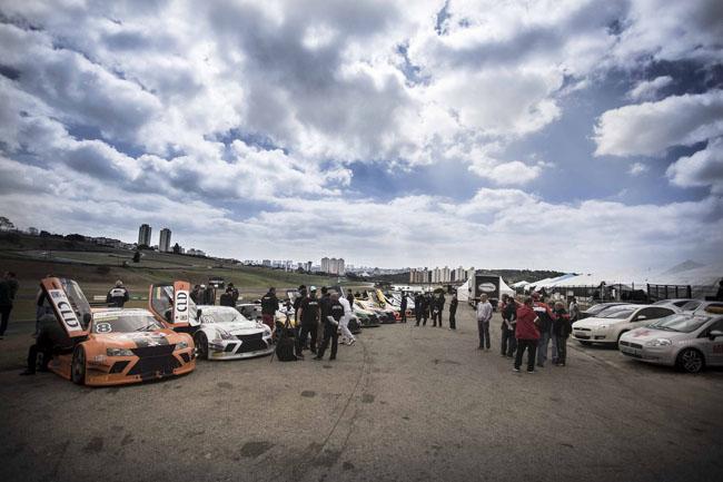 A Corrida de Convidados é uma novidade da quinta edição da Sprint Race. - Foto: Luciano Santos.