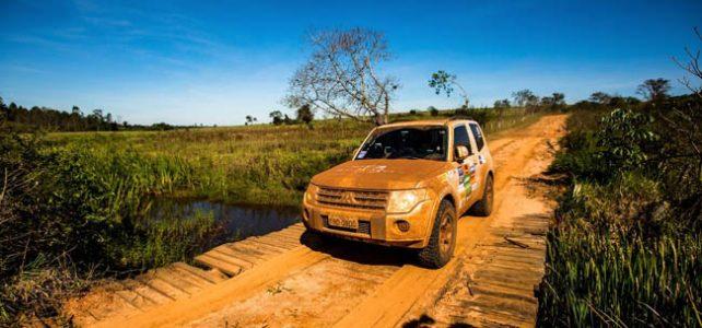RALLY – Mitsubishi Motorsports fará largada especial em Goiânia (GO) junto ao Rally dos Sertões – 2016