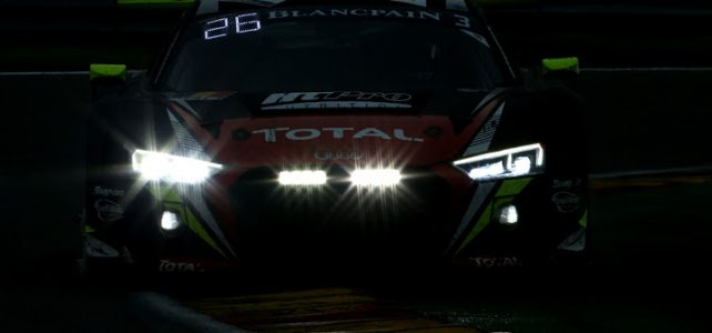 BLANCPAIN GT SERIES – Sergio Jimenez e Rodrigo Baptista vão matar a saudade do Blancpain GT Series
