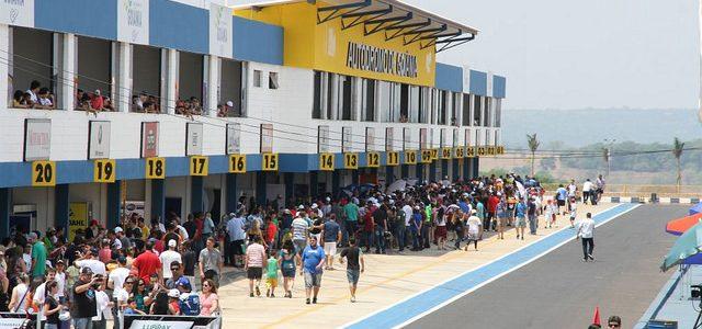 REABERTO – Após um dia paralisado, Autódromo de Goiânia será reaberto nesta sexta-feira – 16/09/2016