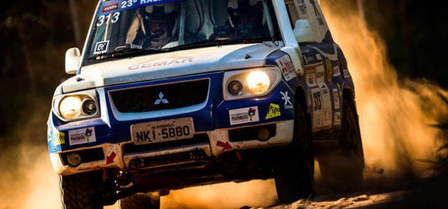 RALLY – Dupla da Cardasso Racing conta os segundos para a 24º edição do Rally dos Sertões – 2016