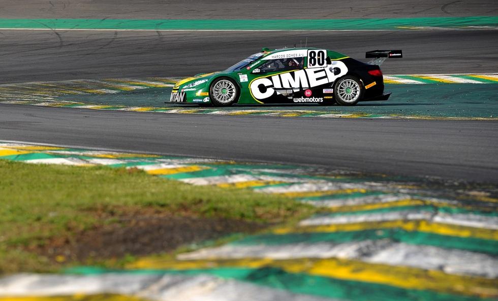 Cimed Racing terá Cacá Bueno e Marcos Gomes na equipe em 2017 - Foto: Fabio Davini