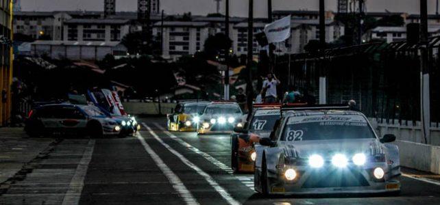 SPRINT RACE – Bateria de treinos livres movimentou a pista Londrinense nessa sexta feira – 2016