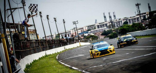SPRINT RACE – Sábado quente e muito veloz no Autódromo Ayrton Senna em Londrina – 2016