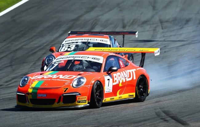 Foto: Luca Bassani / Porsche GT3 CUP / Fotos Públicas