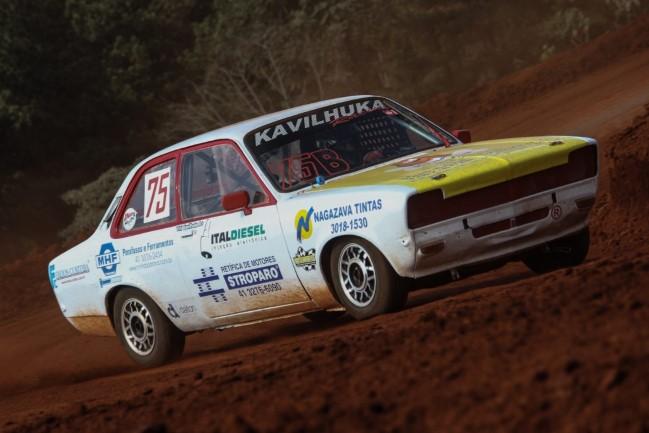 Primeiro Carro - Campeão 2014-2015 Fonte: Vinicius Kavilhuka