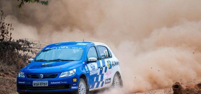 """RALLY – Dupla paranaense """"bate na trave"""" e fica com o segundo lugar no Rally Vale do Paraíba – 2016"""