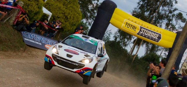 RALLY – Rally Vale do Paraíba é o próximo desafio da ProMacchina – 2016