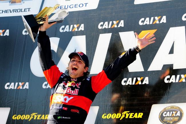 Na etapa de 2012 a vitória ficou com Cacá Bueno. - Foto: Vicar